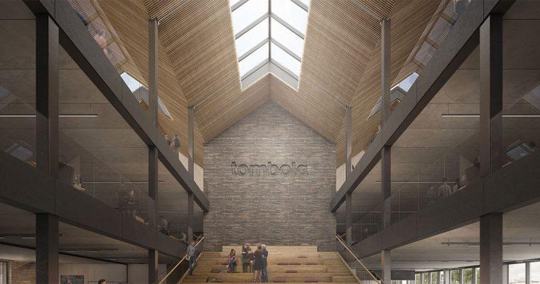 Ryder Architecture Tombola