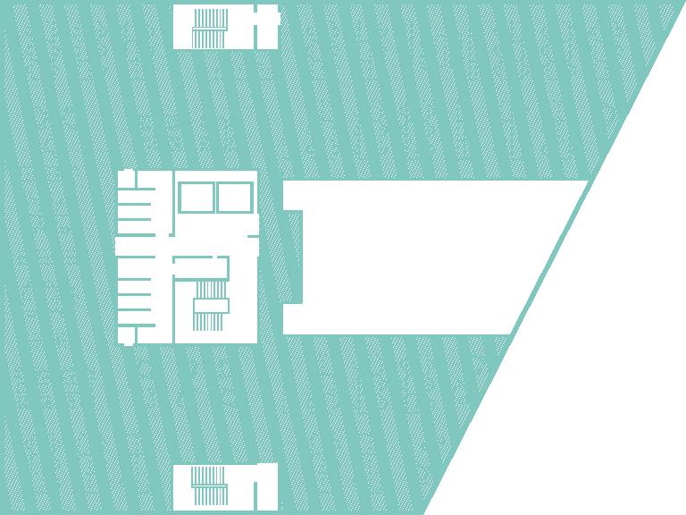 Indicative space plan